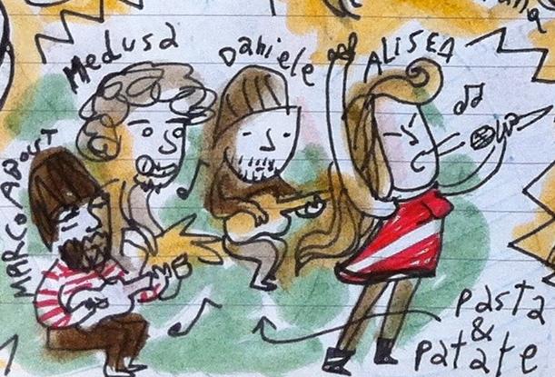 disegno di Nicoz Balboa